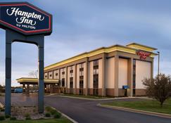 Hampton Inn Appleton-Fox River Mall Area - Appleton - Edificio