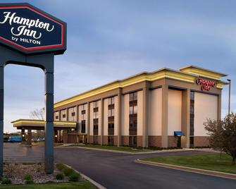 Hampton Inn Appleton-Fox River Mall Area - Еплтон - Building