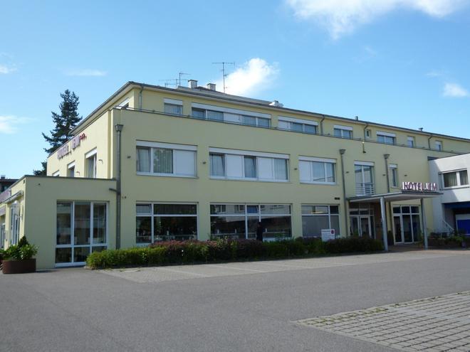 Hotel Jfm - Lörrach - Rakennus