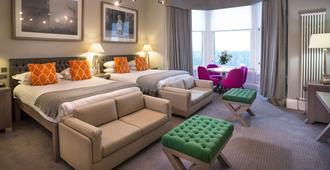 The Bonham Hotel - אדינבורו - חדר שינה