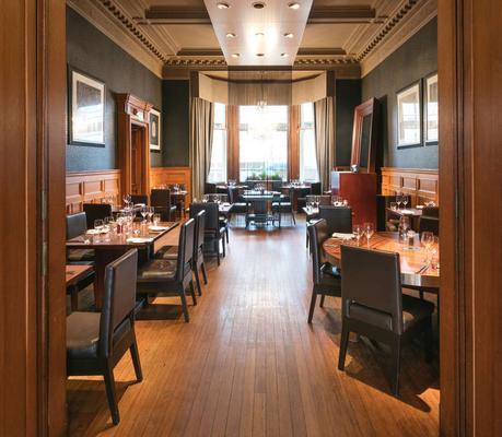 The Bonham Hotel - Edimburgo - Restaurante