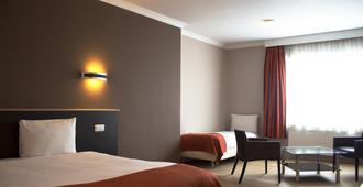 Hotel Taormina Brussels Airport - Zaventem - Bedroom