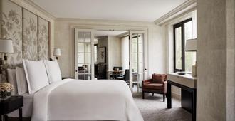 Four Seasons Hotel Boston - בוסטון - חדר שינה