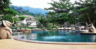 暹羅海灘渡假村 - 象島 - 象島 - 游泳池