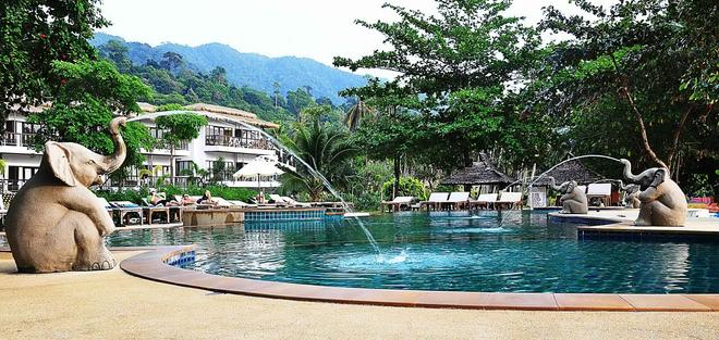 Siam Beach Resort - Ko Chang - Piscina