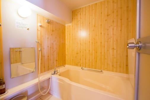 The Hedistar Hotel Narita - Narita - Bathroom
