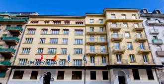 NH Geneva City - Geneva - Toà nhà