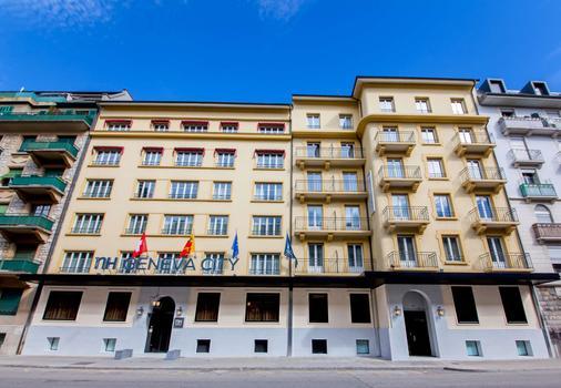 NH Geneva City - Geneve - Rakennus