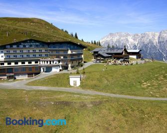 Mountainlovers Berghotel Seidlalm - Saalbach - Building