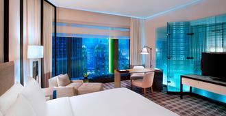 W Guangzhou - גואנגג'ואו - חדר שינה