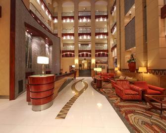 基加利塞雷娜酒店 - 吉佳利 - 基加利 - 大廳