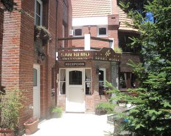 San Remo Villa Corral Apart Hotel & Spa - Cariló - Building
