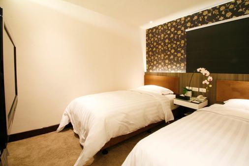 Hotel Puri (Ximen Branch) - Ταϊπέι - Κρεβατοκάμαρα