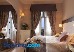 Grand Hotel Gardone - Gardone Riviera - Bedroom