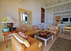 Castle Kiahuna Plantation & The Beach Bungalows - Poipu - Sala de estar