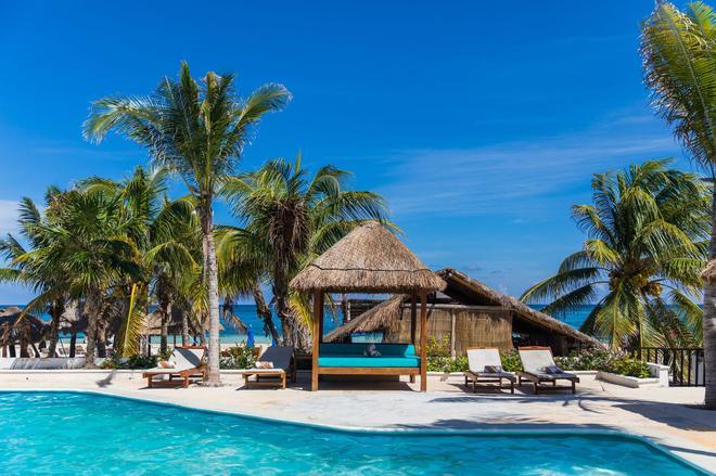 Collection O Hotel Ojo de Agua - Puerto Morelos - Pool