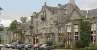 Atholl Arms Hotel - Pitlochry - Κτίριο