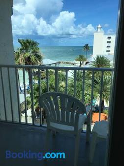Gulfview Hotel On The Beach - Clearwater Beach - Balcony