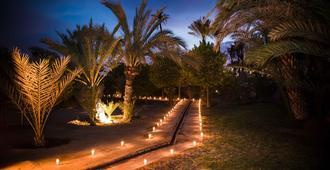 Ksar Char-Bagh - Μαρακές - Θέα στην ύπαιθρο