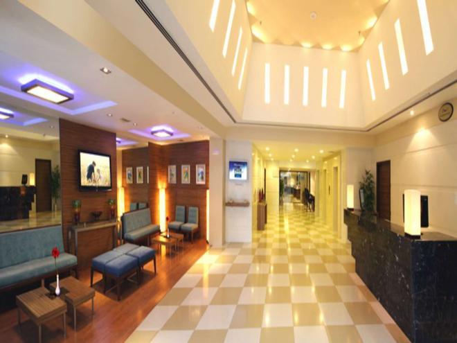 阿迪亞居家酒店 - 海德拉巴 - 海得拉巴 - 大廳