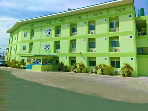 Sorworakit Hotel - Chonburi - Κτίριο