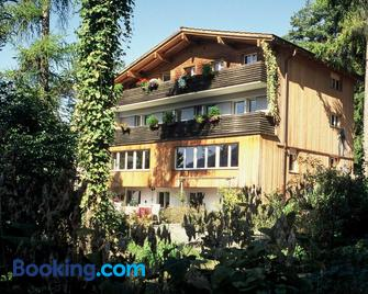 Pension Casa Selva - Bonaduz - Gebäude