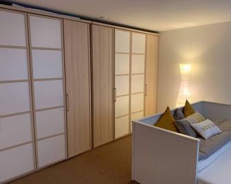 Charming 2-Bed Apartment in Arlesheim 15 min Basel - Arlesheim - Wohnzimmer
