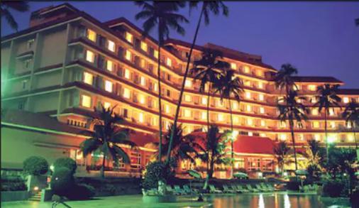 The Retreat Hotel & Convention Centre - Μουμπάι - Κτίριο