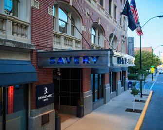 Renaissance Des Moines Savery Hotel - Des Moines - Building