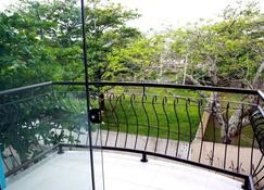 Flor Inn Praia Hotel - Флоріанополіс - Balcony