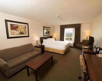 Holiday Inn Express & Suites Whitecourt Southeast - Whitecourt - Bedroom