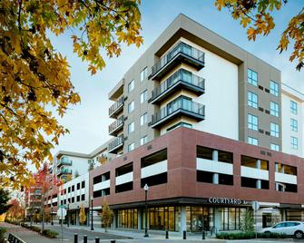 Courtyard by Marriott Corvallis - Corvallis - Edificio