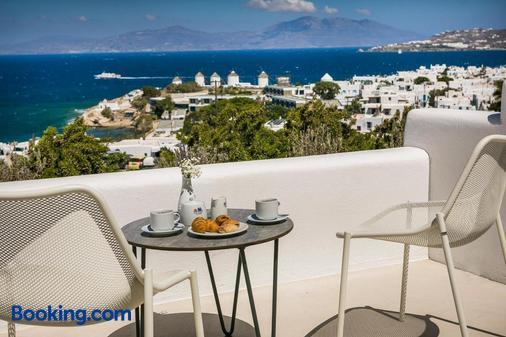Ilio Maris Hotel - Mykonos - Balcony