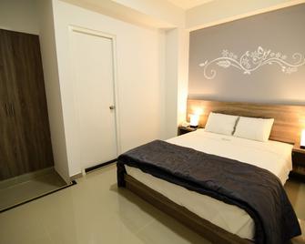 Hotel Escala - Chiclayo - Bedroom