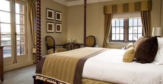 Western House Hotel - Ayr - Phòng ngủ