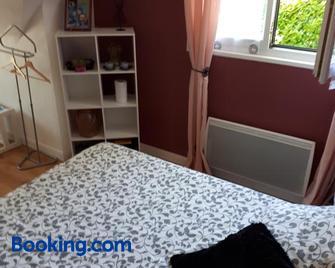 Chambres d'hotes du Leguer - Ланніон - Bedroom