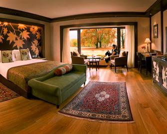 The Lalit Grand Palace Srinagar - Srinagar - Bedroom