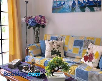 Apartamento Casco Los Silos, Cerca de Garachico - Los Silos - Wohnzimmer