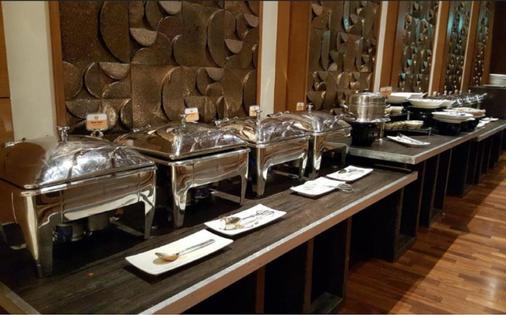 韓亞酒店 - 杜拜 - 杜拜 - 自助餐