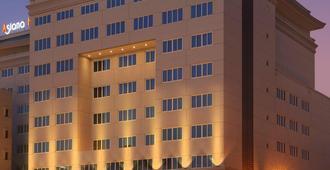 Asiana Hotel Dubai - Dubai - Edifício