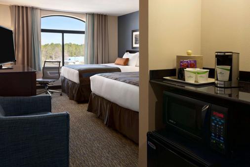 溫德姆溫蓋特斯萊德爾/新奧爾良東部區酒店 - 斯萊代爾 - Slidell - 臥室