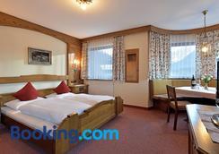 Hotel Garni Montana - Mayrhofen - Bedroom