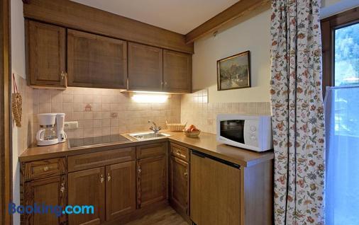 Hotel Garni Montana - Mayrhofen - Kitchen