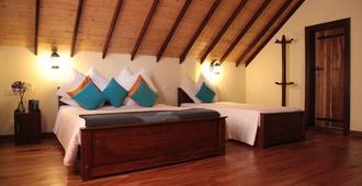 Cottage San Francesco - נווארה אליה - חדר שינה