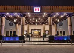 麥吉安大陸酒店 - 馬斯喀特 - 馬斯喀特 - 建築