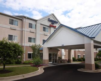 Fairfield Inn by Marriott Scranton - Scranton - Building