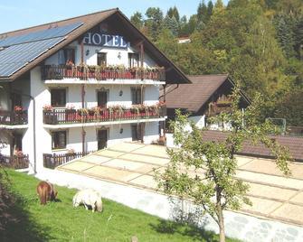 Hotel Jägerklause - Schmalkalden - Building