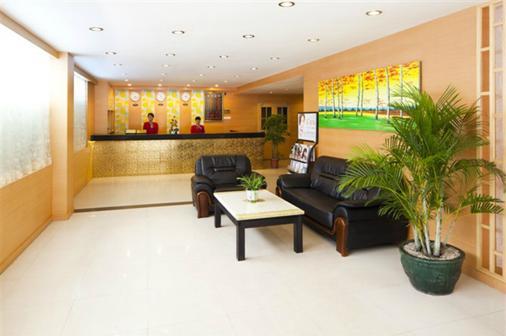 Guangzhou Suiyun Hotel - Guangzhou - Front desk