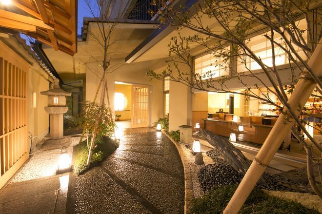 Matsui Honkan - Kyoto - Hành lang