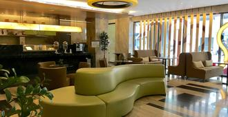 Park City Hotel Central Taichung - Taichung - Resepsjon